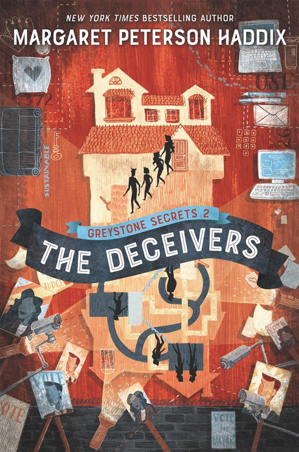 The Deceivers Greystone Secrets 2.