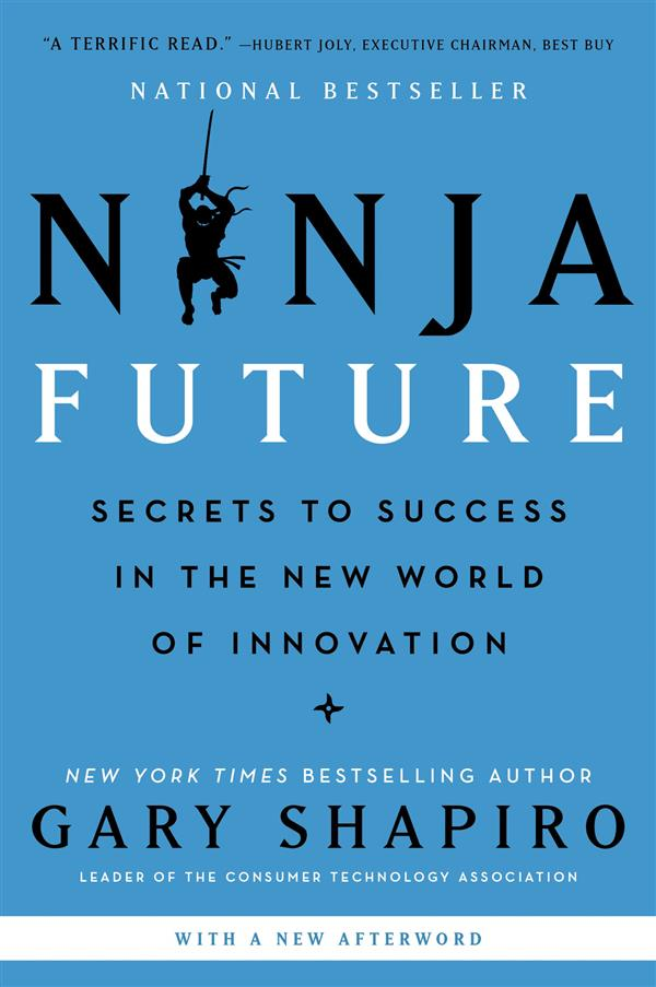 NINJA FUTURE:  SECRETS TO SUCCESS IN THE WORLD OF