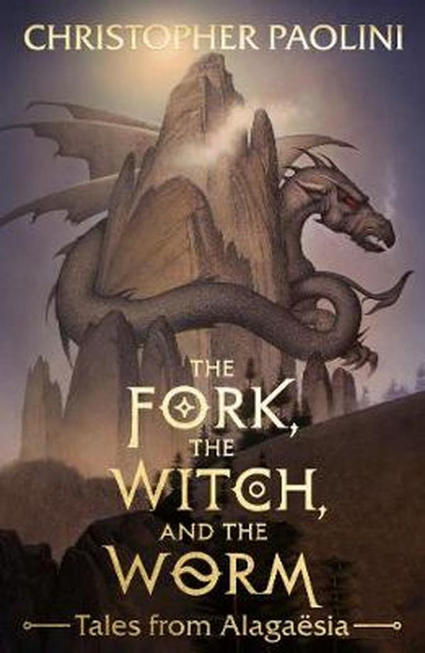 The Fork, The Witch And The Worm Pb Uk.