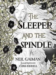 THE SLEEPER  AND THE SPINDLE PB UK