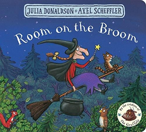 Room On The Broom Julia Donalson Uk.