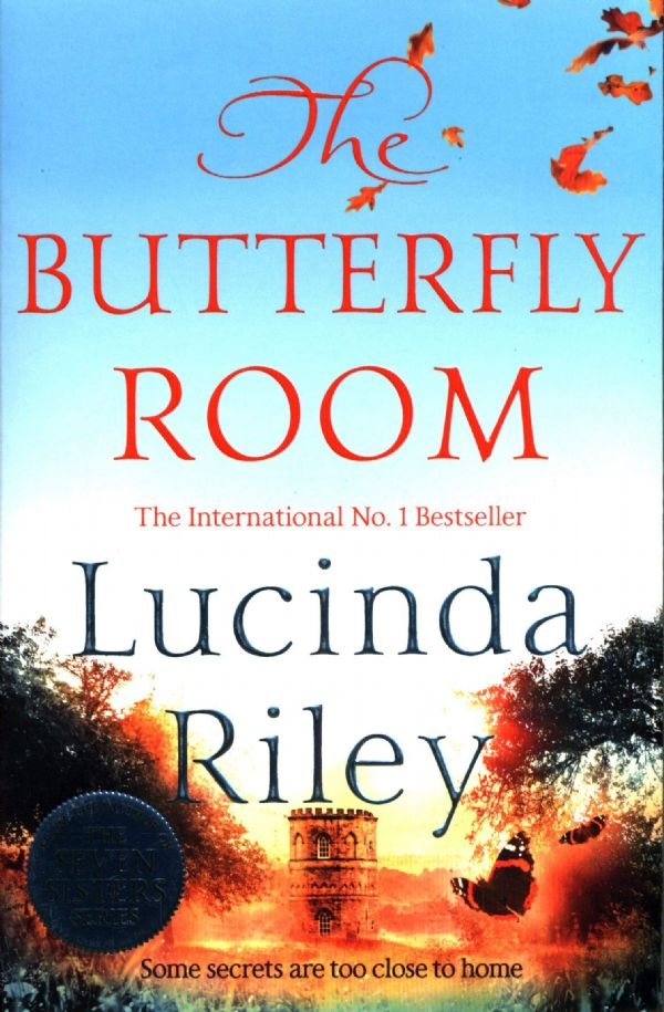 Butterfly Room Lucinda Riley.