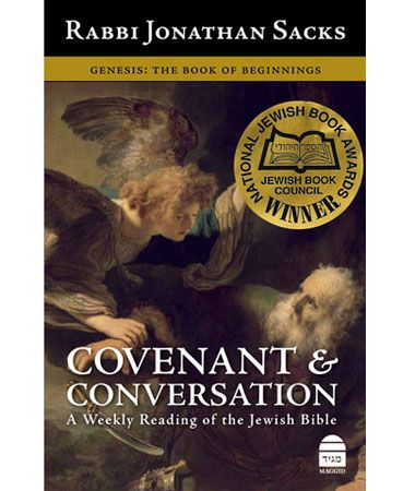 COVENANT AND CONVERSATION GENESIS VOL 1