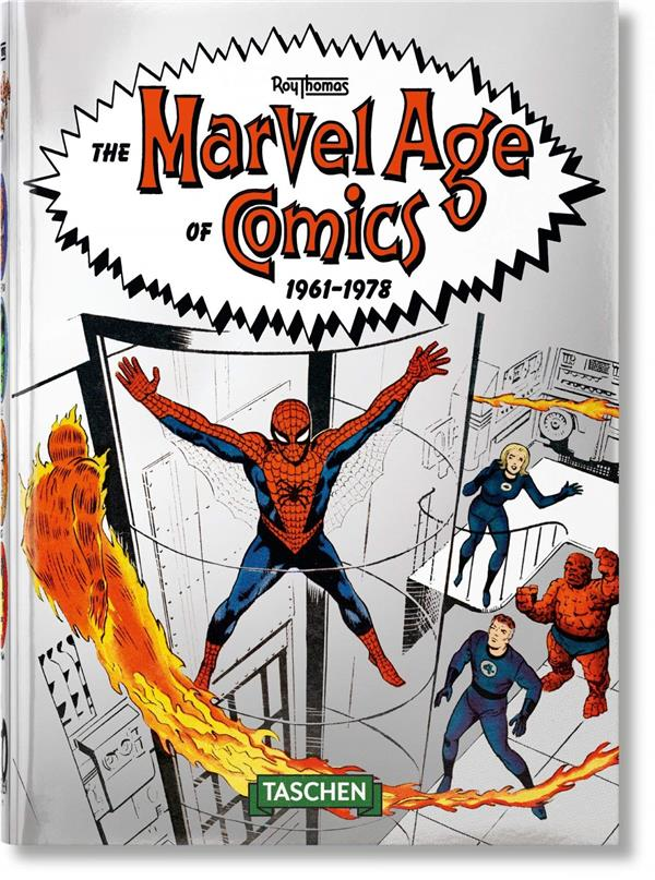 The Marvel Age Of Comics 1961-1978.